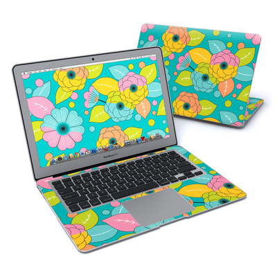 MacBook Air 13in Skin - Blossoms