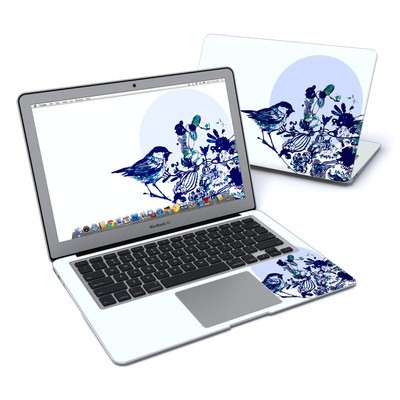 MacBook Air 13in Skin - Bluebird