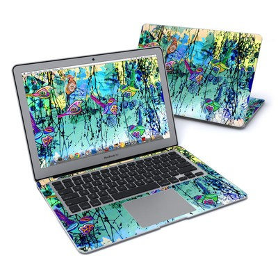 MacBook Air 13in Skin - Blue Evening