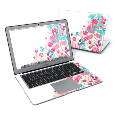 MacBook Air 13in Skin - Blush Blossoms