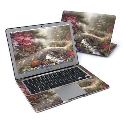 MacBook Air 13in Skin - Bridge of Faith