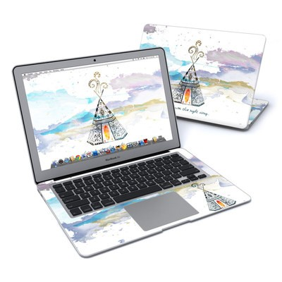 MacBook Air 13in Skin - Boho Teepee