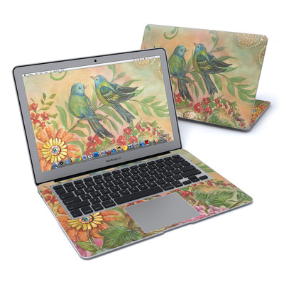 MacBook Air 13in Skin - Splendid Botanical