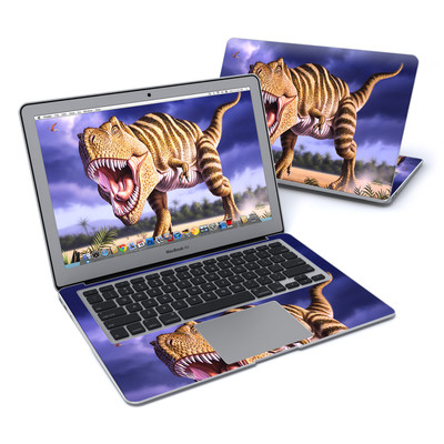 MacBook Air 13in Skin - Brown Rex