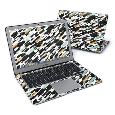 MacBook Air 13in Skin - Brushin Up