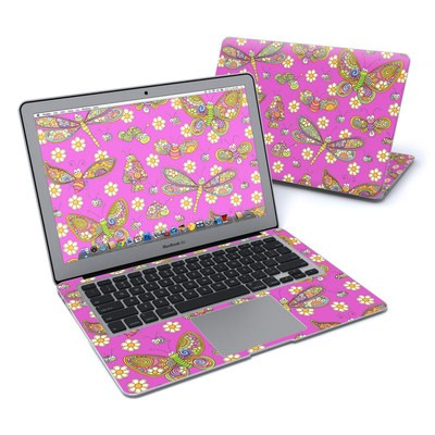 MacBook Air 13in Skin - Buggy Sunbrights