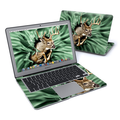 MacBook Air 13in Skin - Break Through Deer
