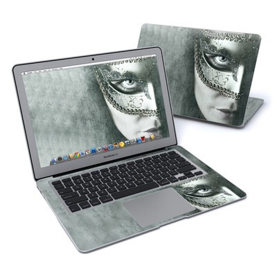 MacBook Air 13in Skin - Behind the Mask
