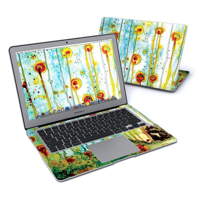 MacBook Air 13in Skin - Beneath The Surface
