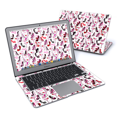 MacBook Air 13in Skin - Burly Q Shoes