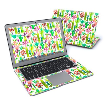 MacBook Air 13in Skin - Cacti Garden