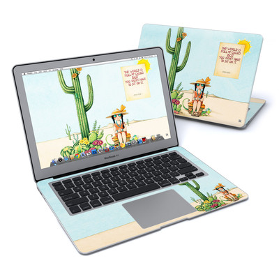 MacBook Air 13in Skin - Cactus