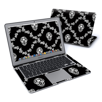 MacBook Air 13in Skin - Calavera Lattice