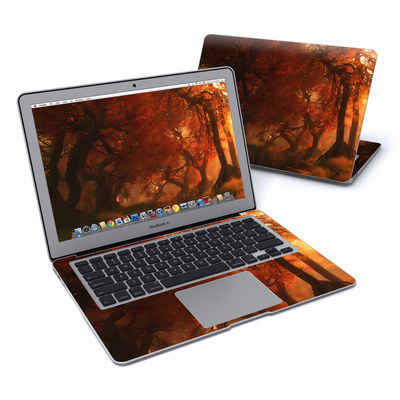 MacBook Air 13in Skin - Canopy Creek Autumn