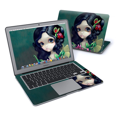 MacBook Air 13in Skin - Carnivorous Bouquet