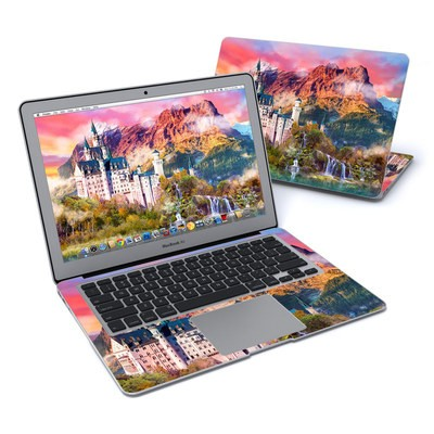 MacBook Air 13in Skin - Castle Majesty