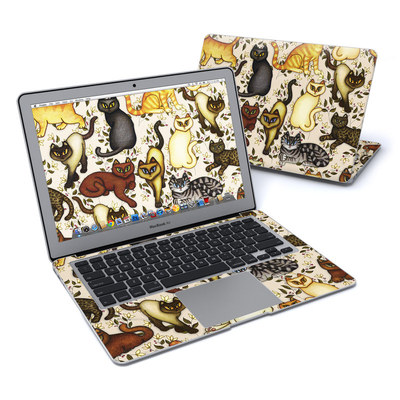 MacBook Air 13in Skin - Cats