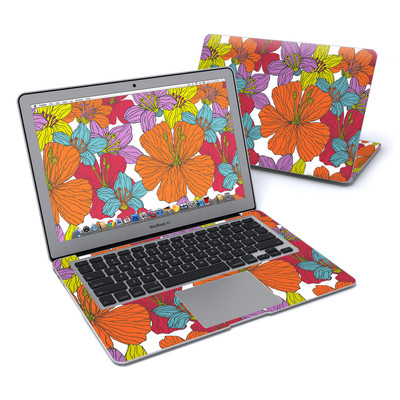 MacBook Air 13in Skin - Cayenas
