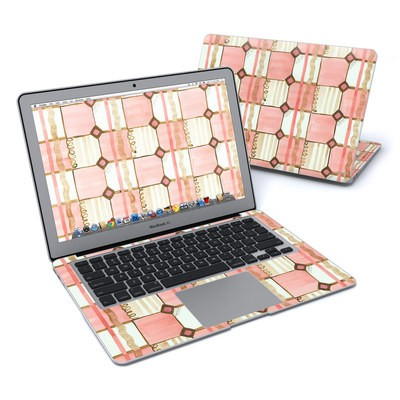 MacBook Air 13in Skin - Chic Check