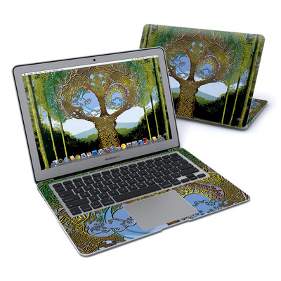 MacBook Air 13in Skin - Celtic Tree