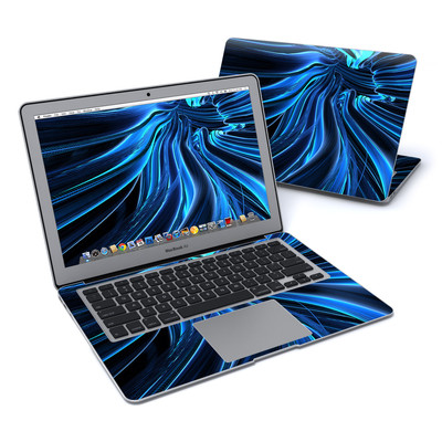 MacBook Air 13in Skin - Cerulean