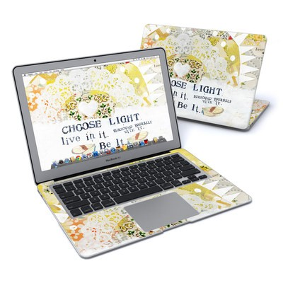 MacBook Air 13in Skin - Choose Light