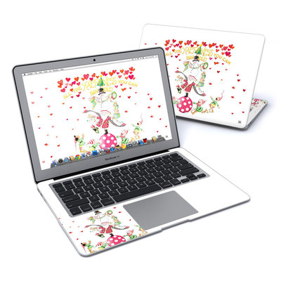 MacBook Air 13in Skin - Christmas Circus