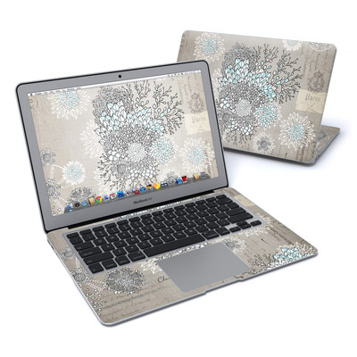 MacBook Air 13in Skin - Christmas In Paris
