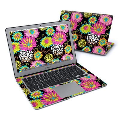 MacBook Air 13in Skin - Chrysanthemum