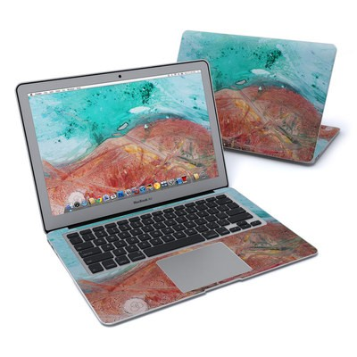 MacBook Air 13in Skin - Clay Mountains