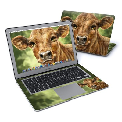 MacBook Air 13in Skin - Clearwater Calf