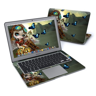 MacBook Air 13in Skin - Clockwork Dragonling