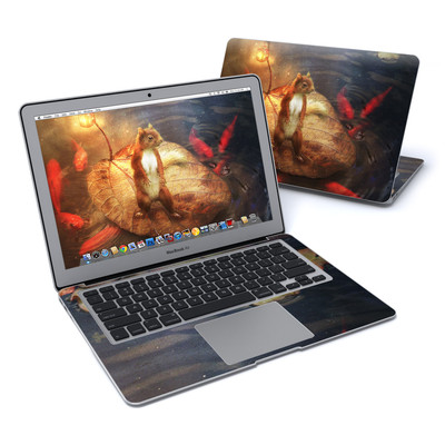 MacBook Air 13in Skin - Columbus