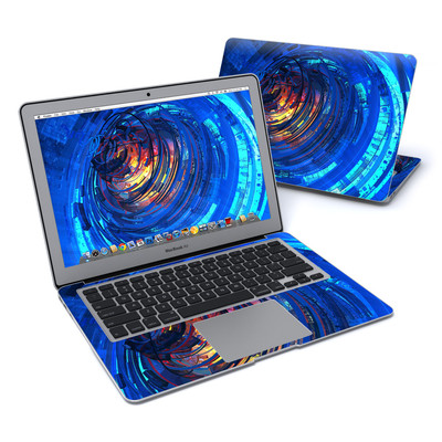 MacBook Air 13in Skin - Clockwork