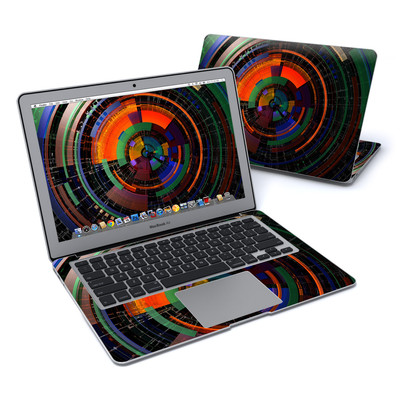 MacBook Air 13in Skin - Color Wheel