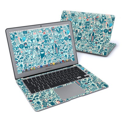 MacBook Air 13in Skin - Committee