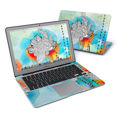 MacBook Air 13in Skin - Coral