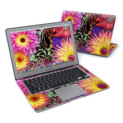 MacBook Air 13in Skin - Cosmic Damask
