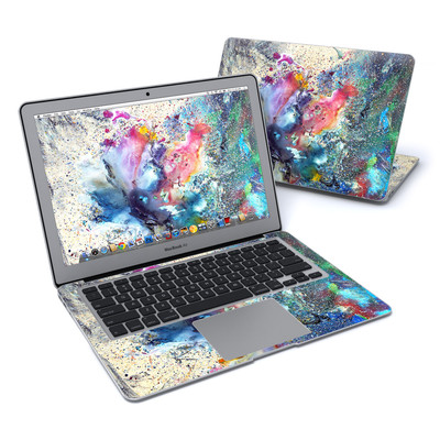 MacBook Air 13in Skin - Cosmic Flower