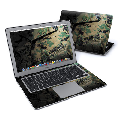 MacBook Air 13in Skin - Courage