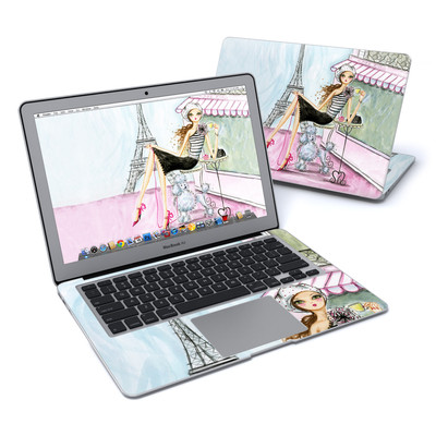 MacBook Air 13in Skin - Cafe Paris