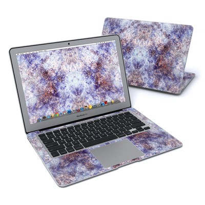 MacBook Air 13in Skin - Batik Crackle