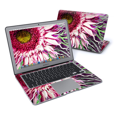 MacBook Air 13in Skin - Crazy Daisy