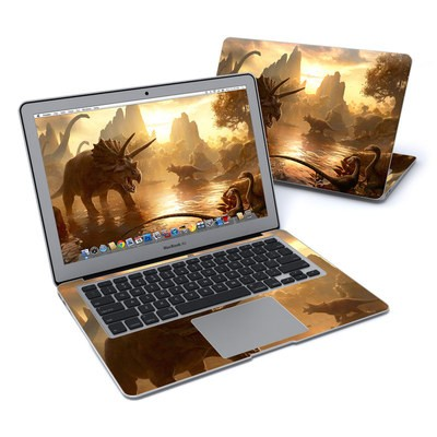 MacBook Air 13in Skin - Cretaceous Sunset