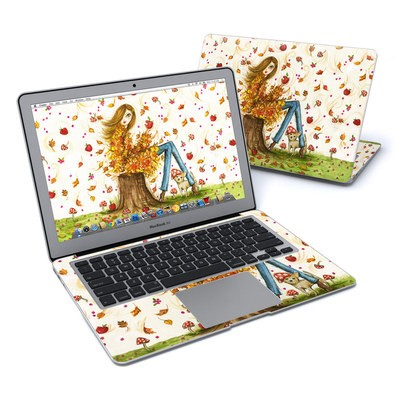 MacBook Air 13in Skin - Crisp Autumn