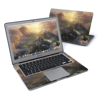 MacBook Air 13in Skin - The Cross