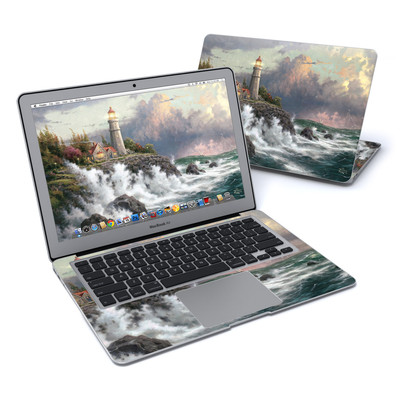 MacBook Air 13in Skin - Conquering Storms