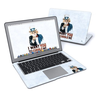 MacBook Air 13in Skin - Cuddle Me