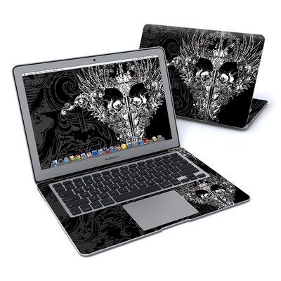 MacBook Air 13in Skin - Darkside