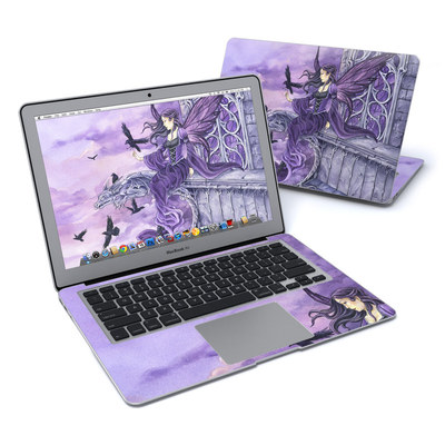 MacBook Air 13in Skin - Dark Wings